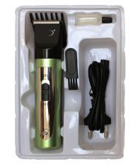 Vertical9 Brite Heavy Duty Professional Rotary Shaver Green
