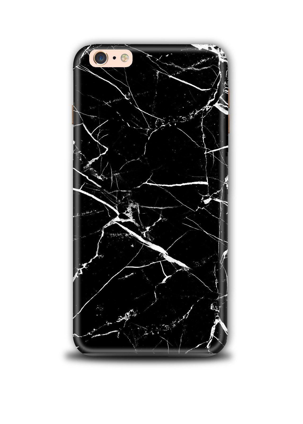 watch 8e9fd 31537 Black & White Marble iPhone 6 Plus/6s Plus Case