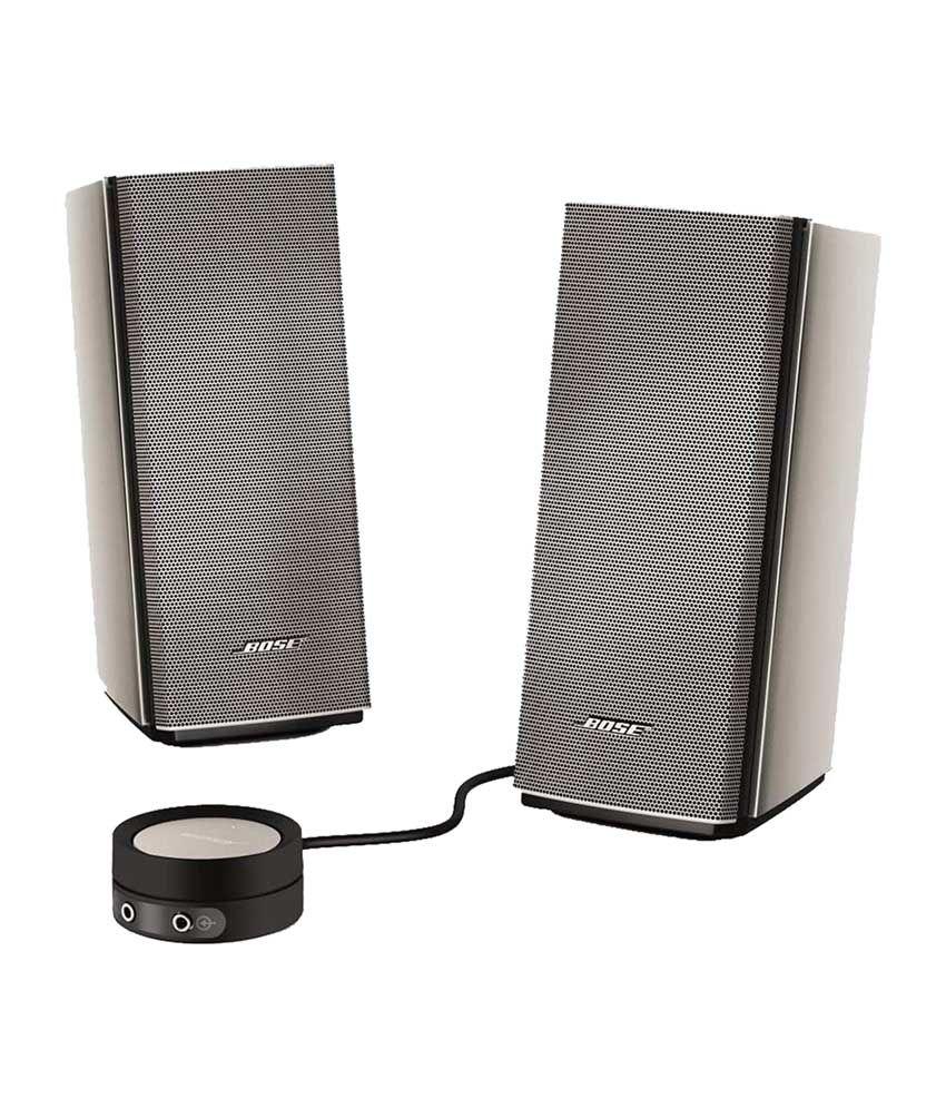 Buy Bose Companion 20 Multimedia Speaker System Online at ...