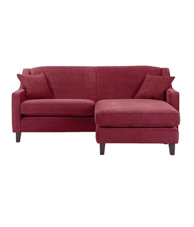 Fabhomedecor Alia Fabric Sofa Chair