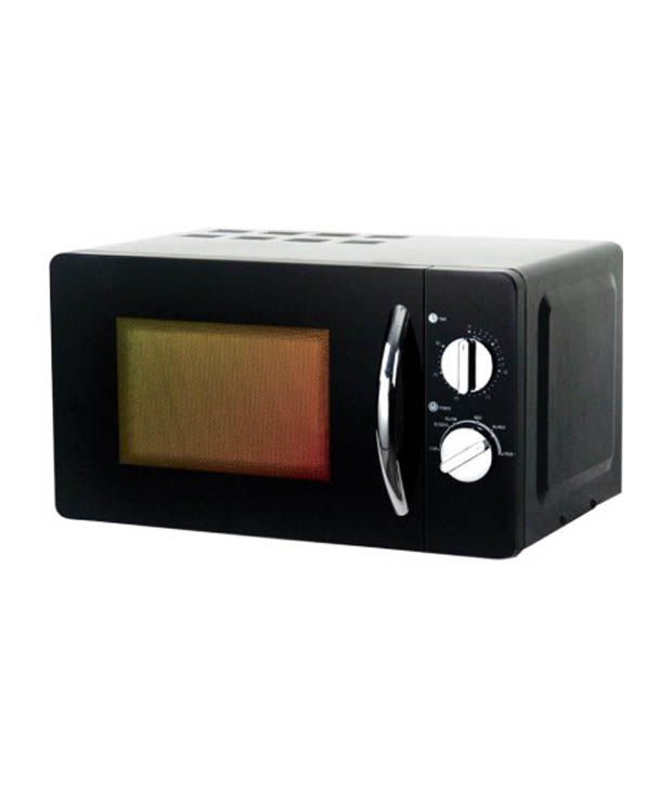 Haier 20 Ltr Solo Microwave Oven Hil2001mbph Price In