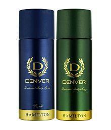 Denver Hamilton Pride and Denver Hamilton Body Spray - Combo