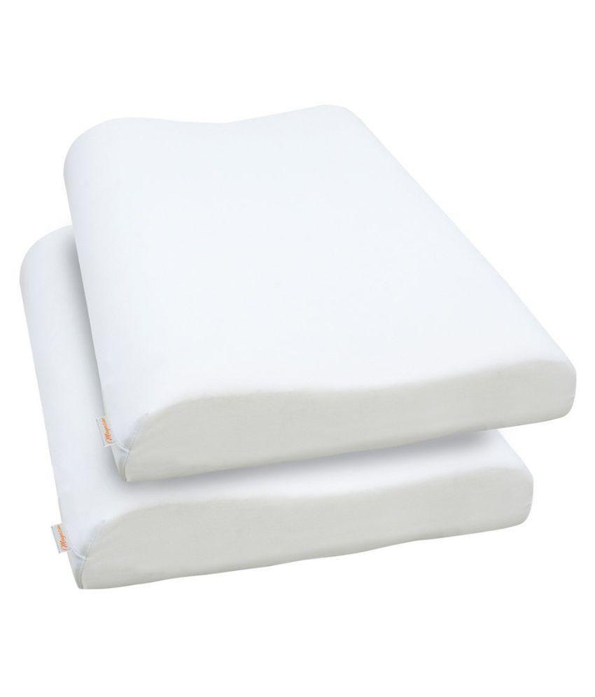 memory foam pillows buy natural memory foam pillows online at best