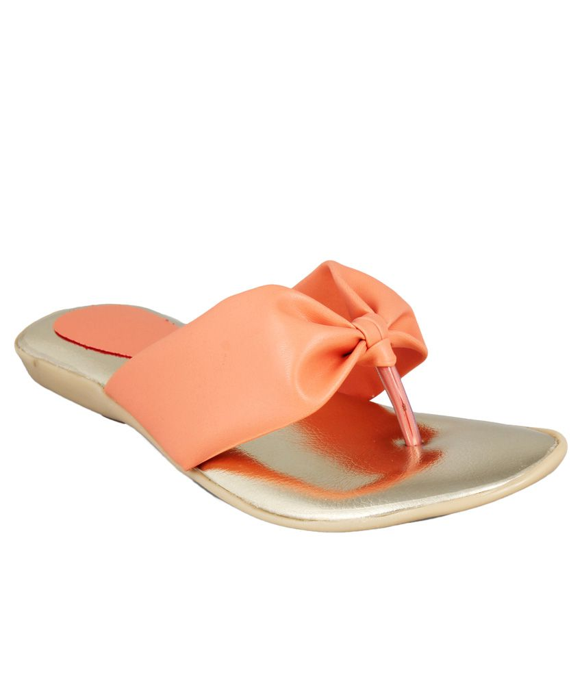 Anand Archies Orange Flats