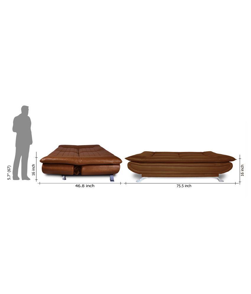 elite 3 seater sofa cum bed buy elite 3 seater sofa cum bed rh snapdeal com