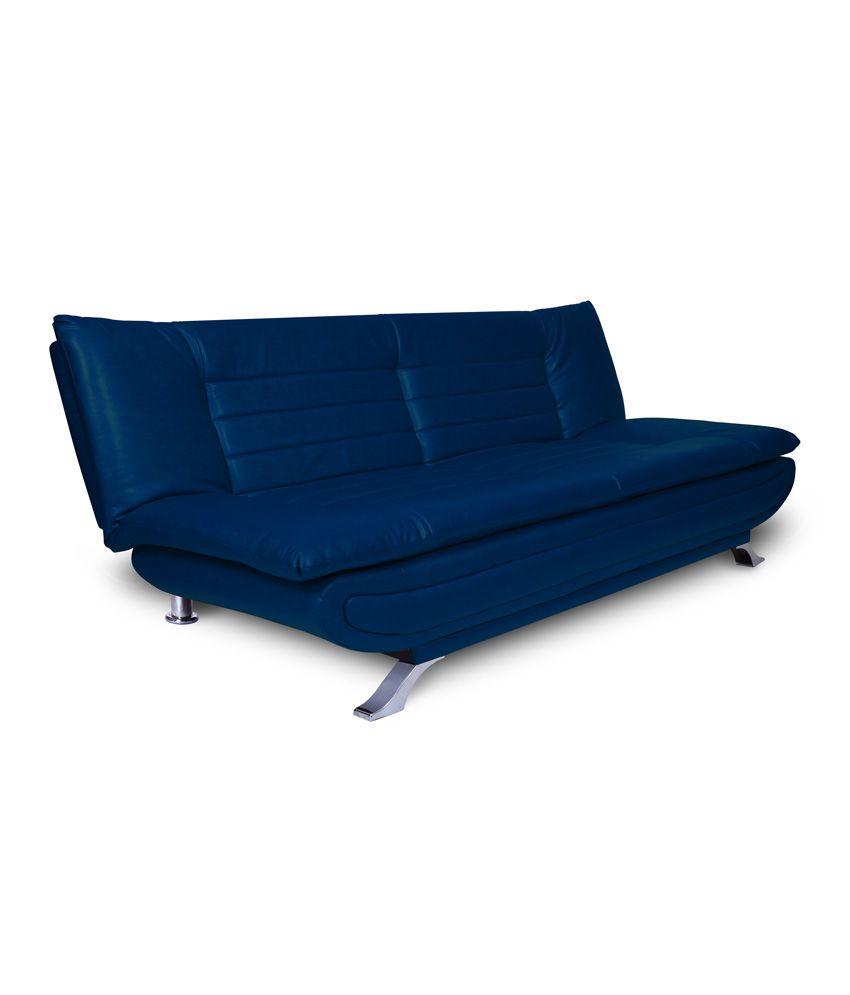 elite solid wood 3 seater sofa cum bed buy elite solid