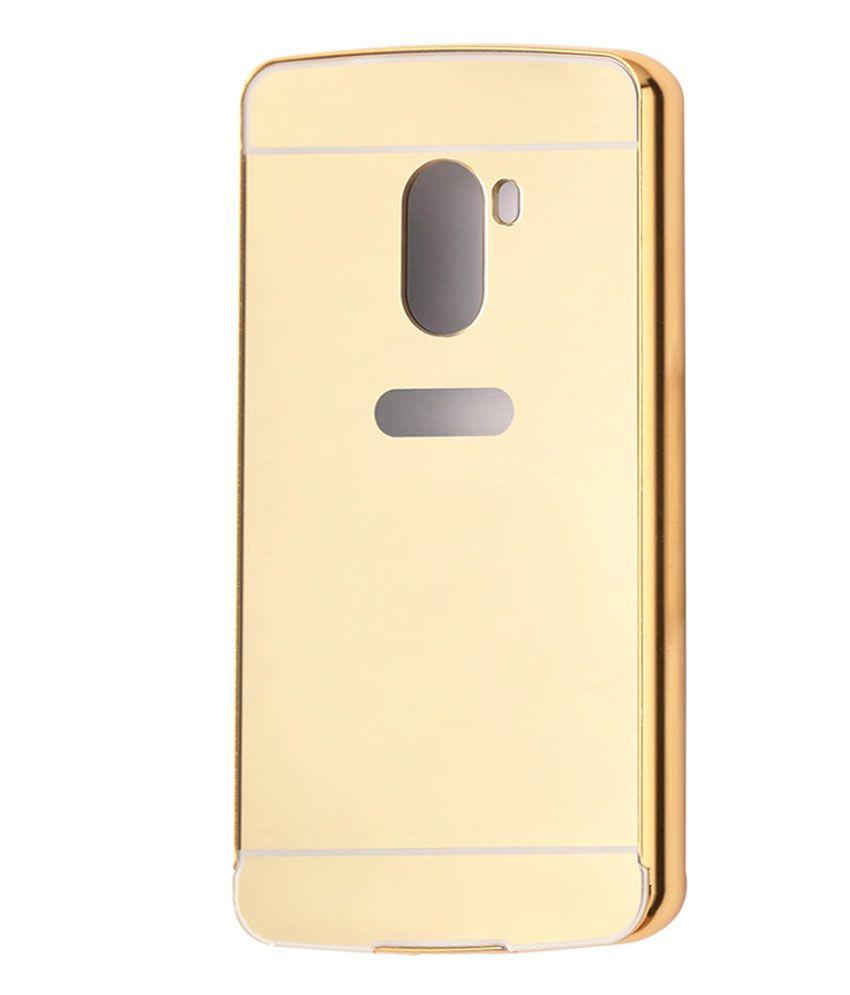 quite nice 4585c 4fdd0 Lenovo K4 Note Cover by Tecozo - Golden