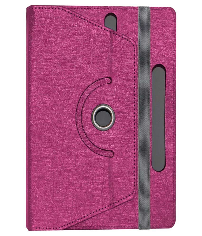 ACM Flip Cover For Xiaomi Mipad 2 - Pink