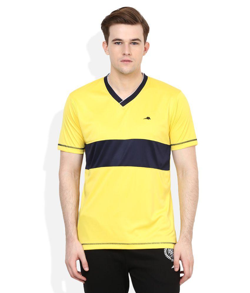 2Go Yellow T-Shirt