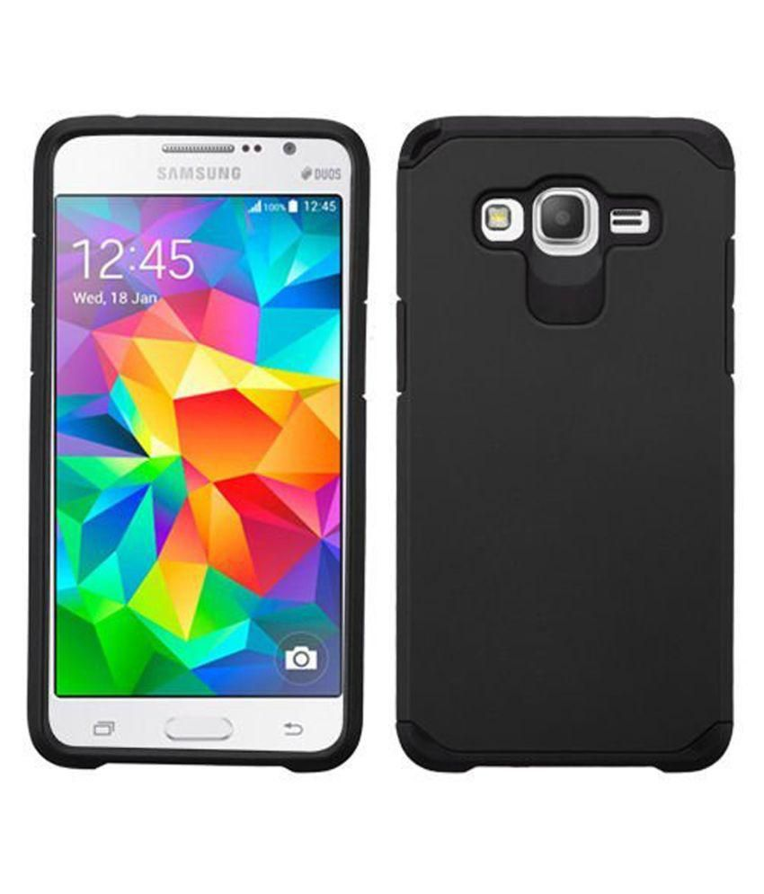 size 40 6fdc0 e6731 Samsung Galaxy Grand Prime 4G Back Cover by Ziaon - Black