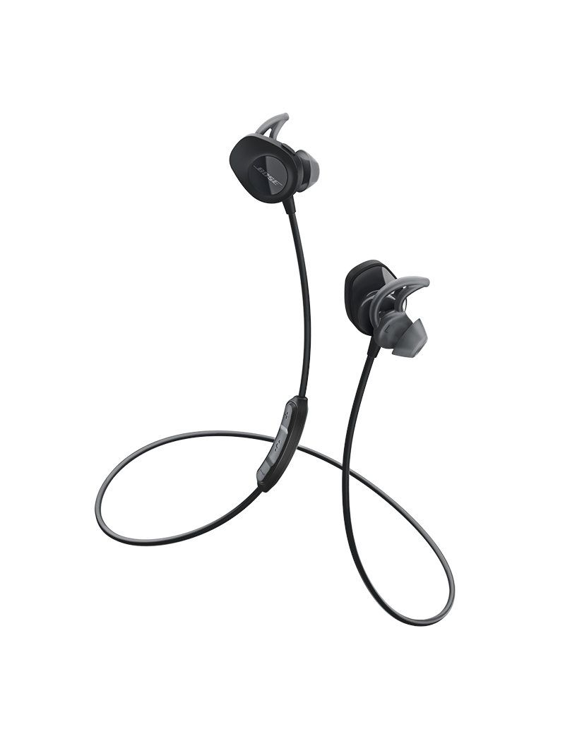 93374f56c72 Bose SoundSport Wireless Headphones Black - Buy Bose SoundSport Wireless  Headphones Black Online at Best Prices in India on Snapdeal
