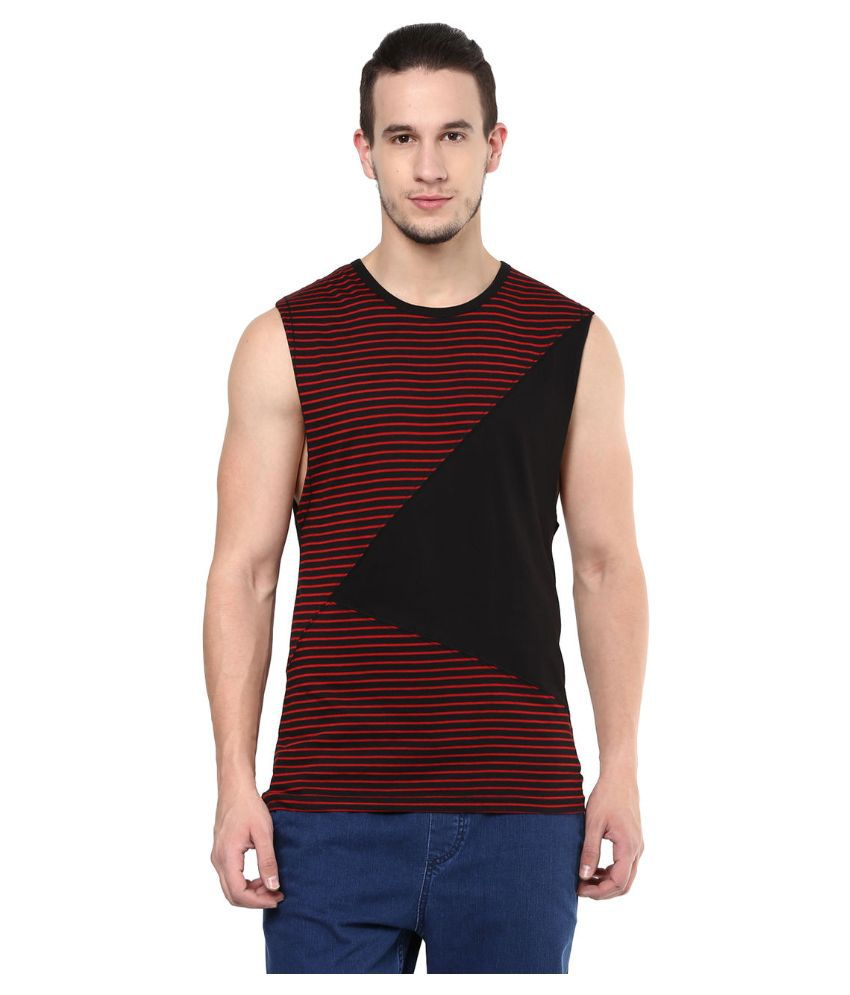 Hypernation Black Round T Shirt