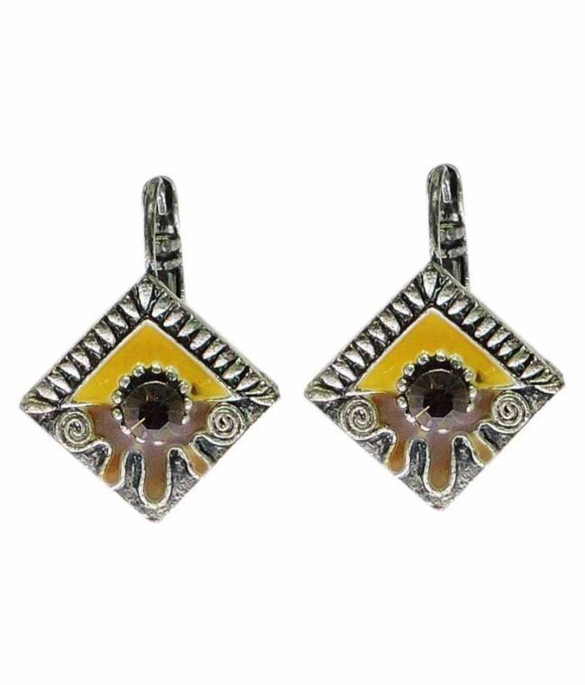 Sanaa Creations Multicolor Earrings