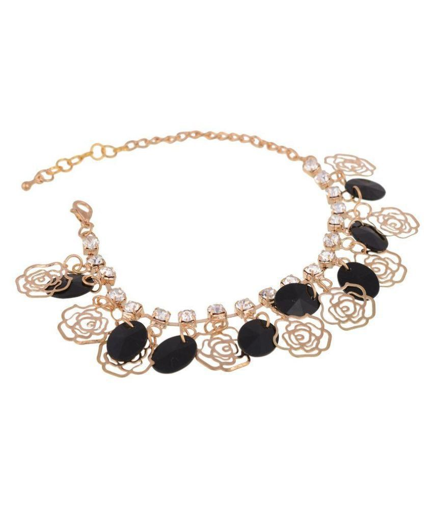 Nits Trend Silver Anklet