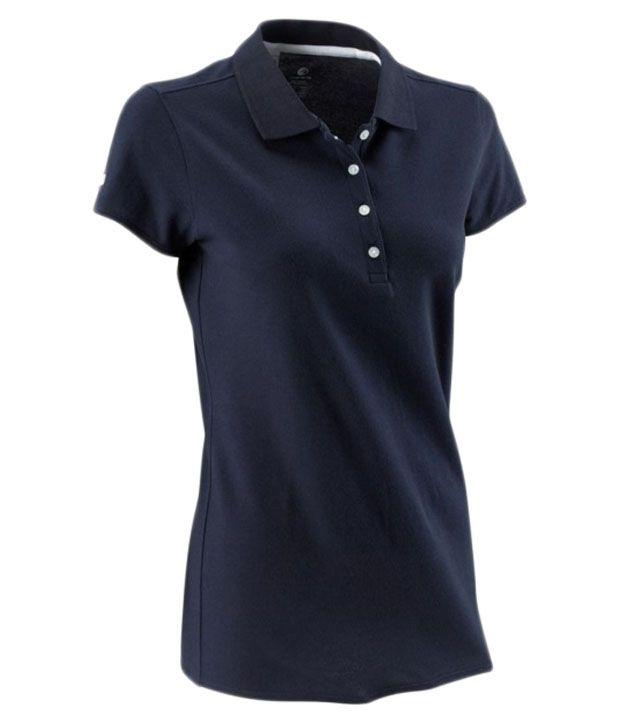 INESIS Intac'Tee Womens Polo T-shirt