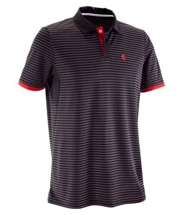 INESIS Intens Dry Mens Polo T-shirt