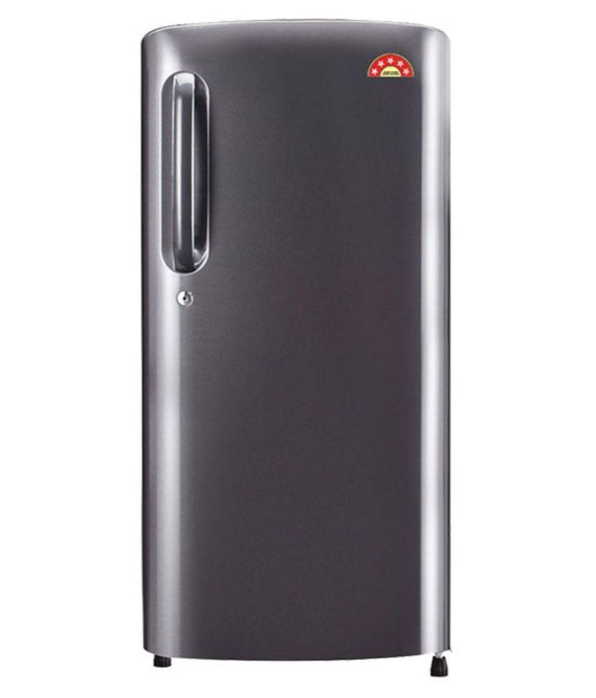 LG 235 GL-B241ATNN Direct Cool Single Door Refrigerator Titanium