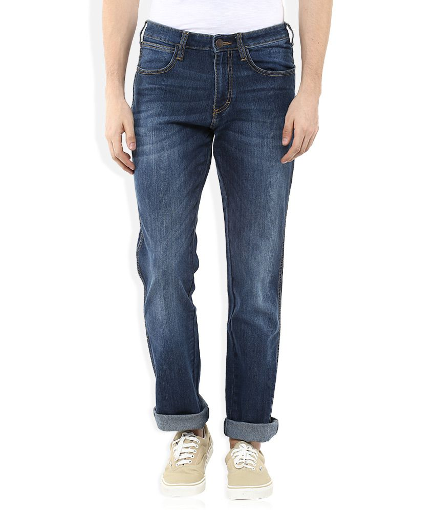 Wrangler Blue Millard Slim Fit Jeans
