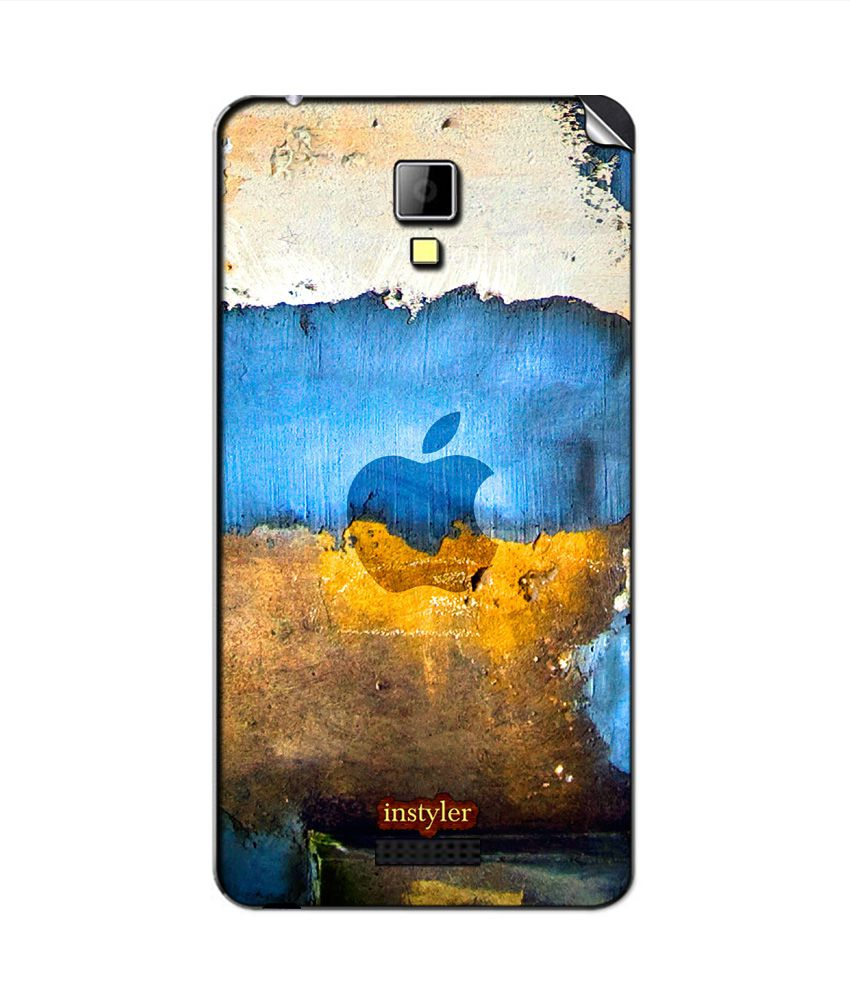 SKIN STICKER FOR GIONEE PIONEER P4 BY instyler