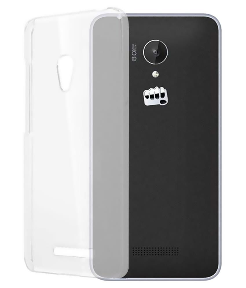 detailed look cfcbb 4815e Micromax Canvas Doodle 4 Q391 Transparent Back cover - Plain Back ...
