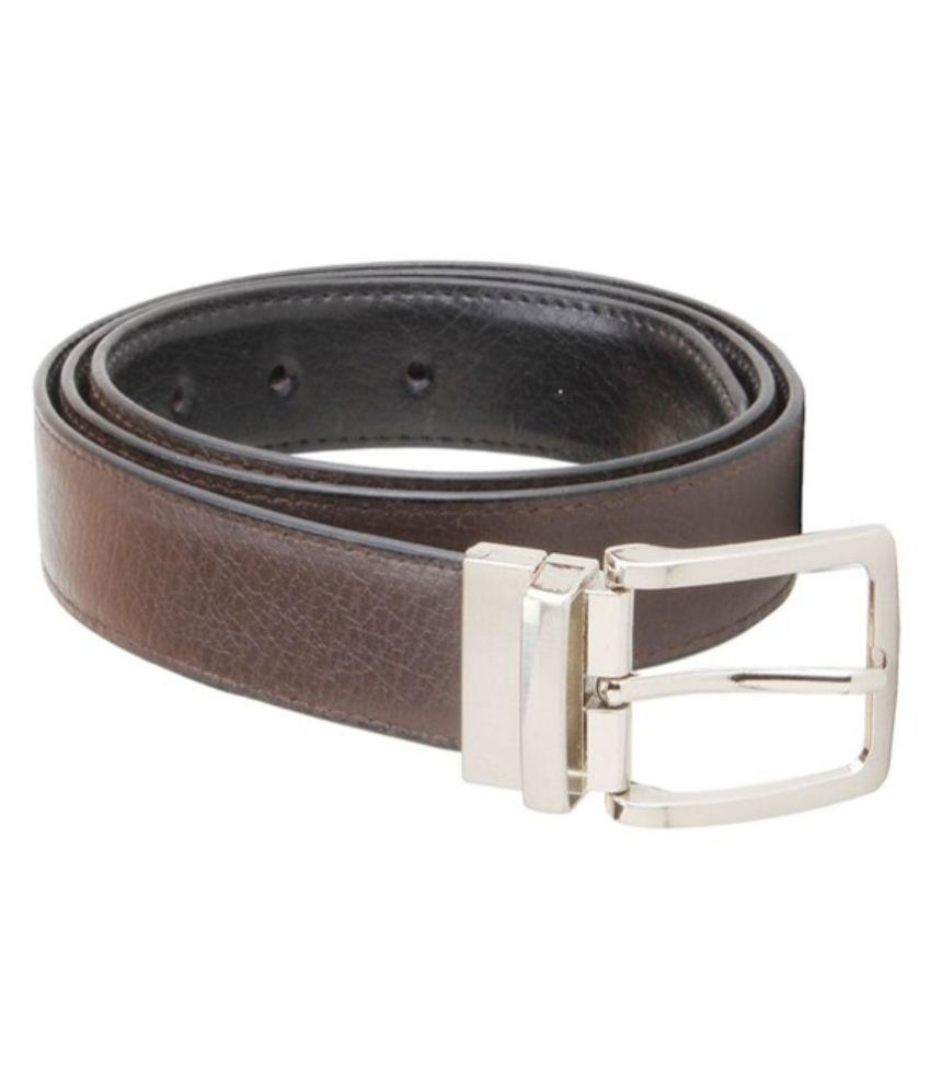 Calibro Brown Non Leather Men's Belt