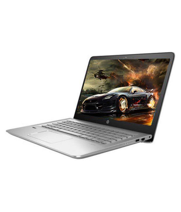 HP Envy J106TX Notebook (P6M86PA) (6th Gen Intel Core i7- 8GB RAM- 1TB HDD-  35 56 cm (14)- Windows 10- 4GB Graphics) (Silver)