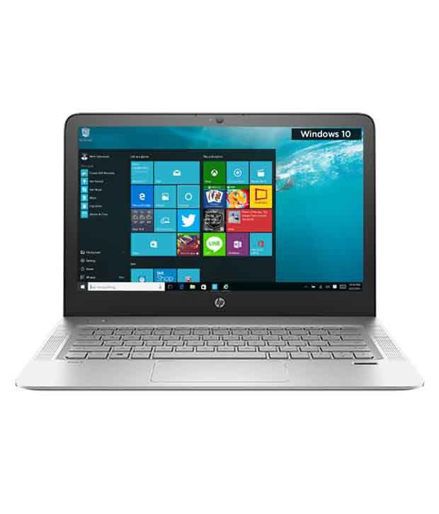 HP Envy D115TU Notebook (V5D70PA) (6th Gen Intel Core i7- 8GB RAM- 256GB SSD- 33.78 cm (13.3)- Windows 10) (Silver)