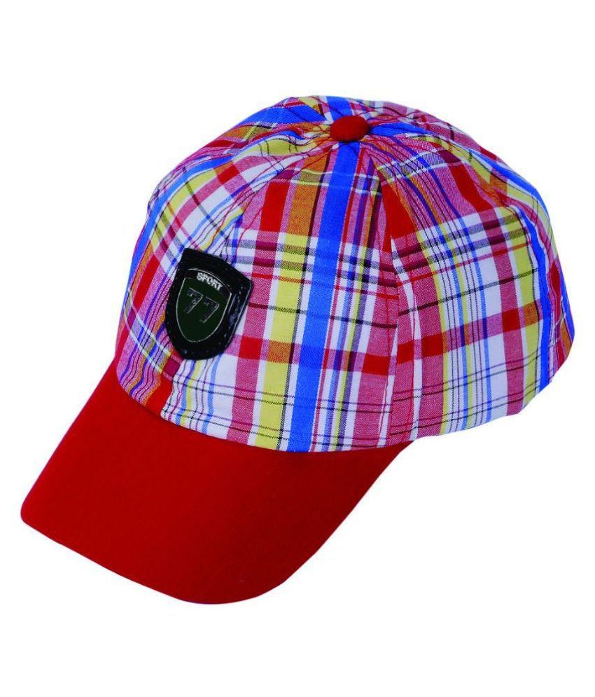 Classic Caps Multicolour Cotton Cap  Buy Online at Low Price in India -  Snapdeal 0172d40be0c8