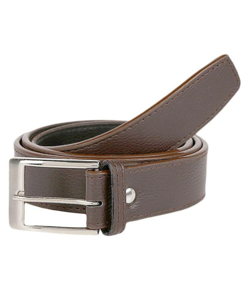 G9 Products Brown Casual Belt for Men