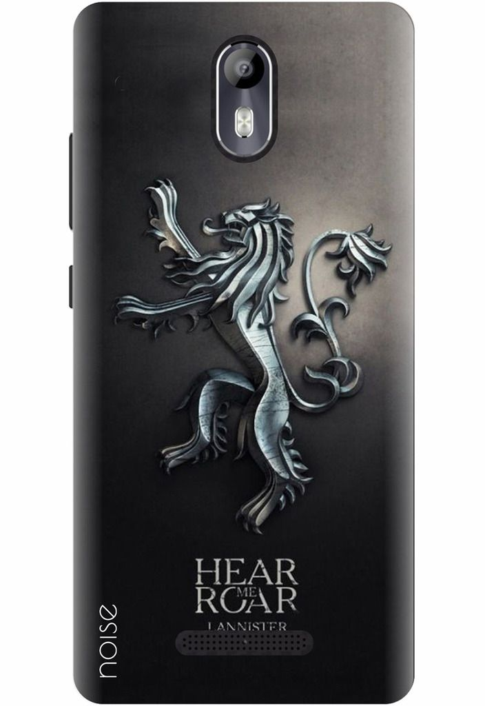 buy popular 21966 584a8 Noise Printed Back Cover Case for Micromax Canvas Evok E483