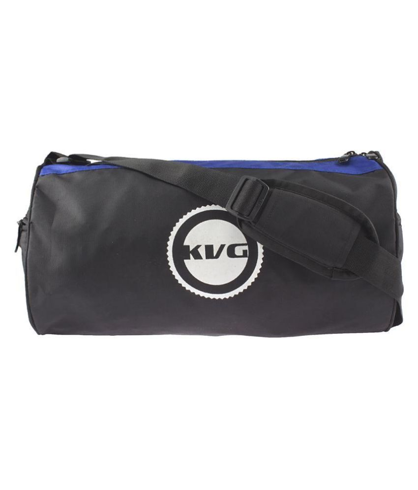 KVG BLACK 20 Gym Bag