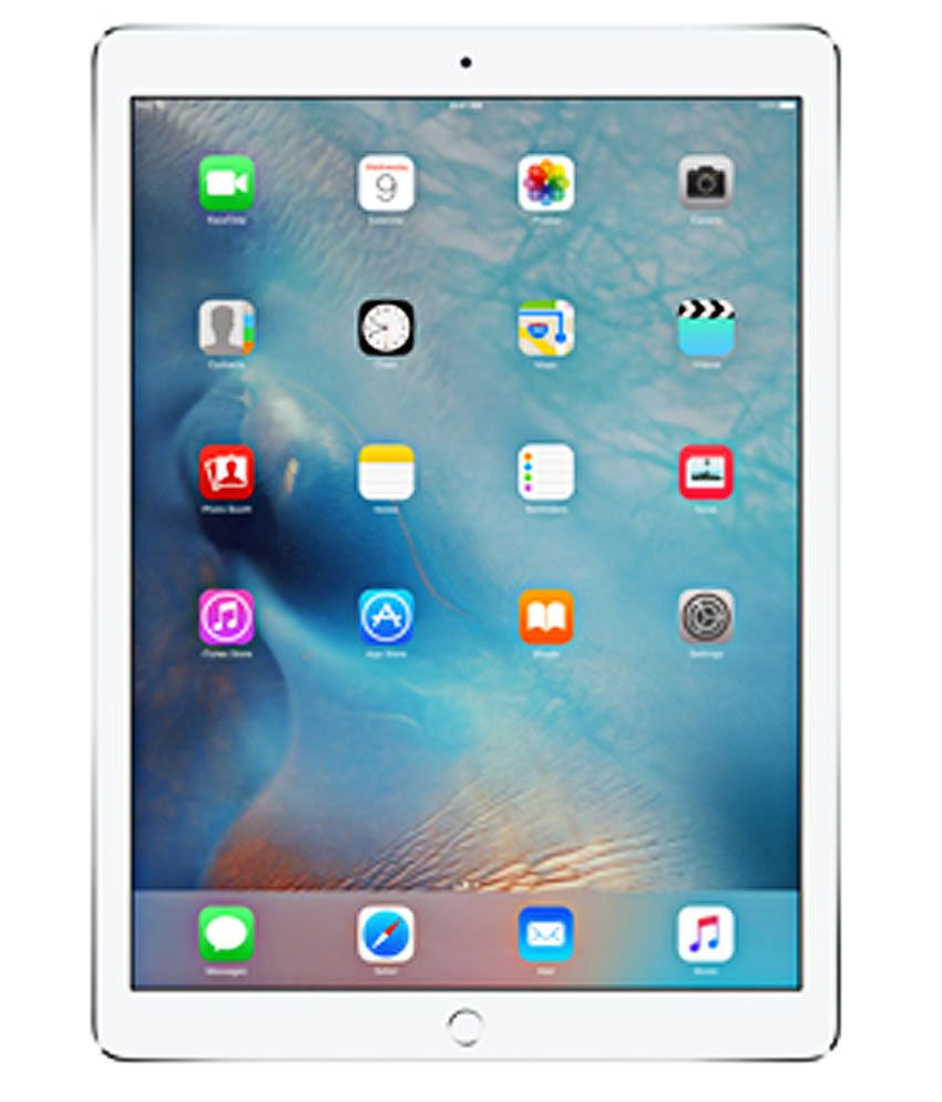 apple ipad pro 9 7 32gb wifi only silver tablets online at low prices snapdeal india. Black Bedroom Furniture Sets. Home Design Ideas