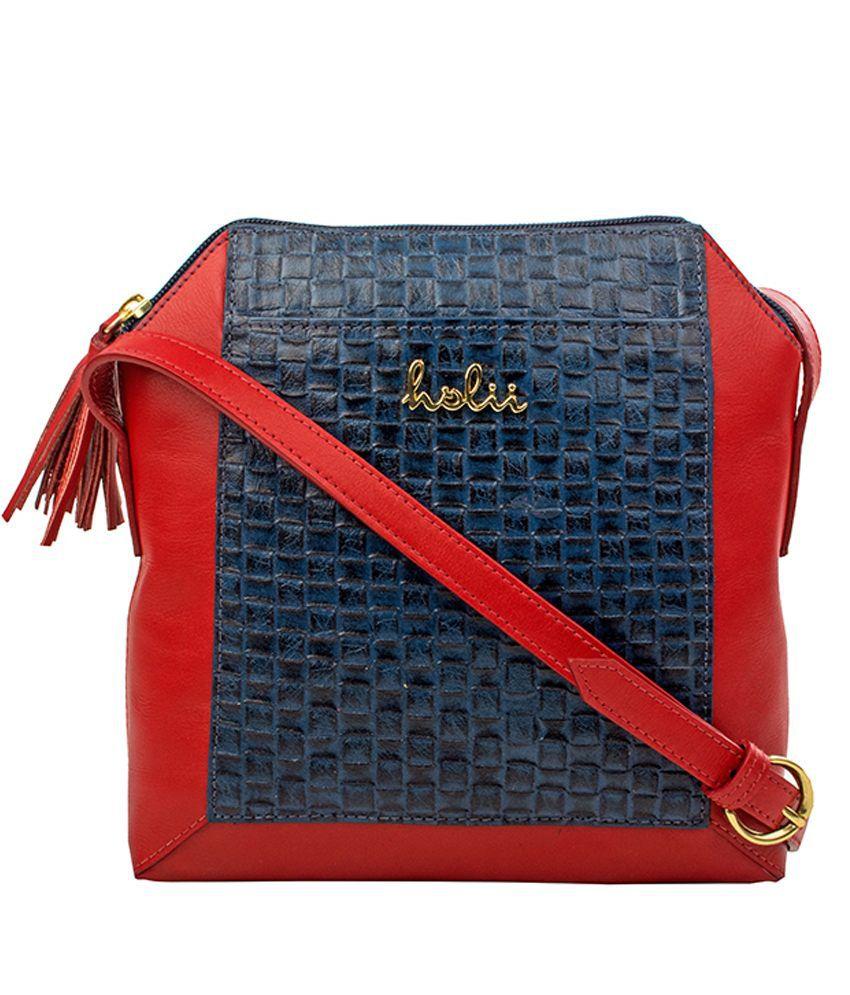 de2c21255fbe Holii GHAJNI 03 Blue Sling Bag - Buy Holii GHAJNI 03 Blue Sling Bag Online  at Best Prices in India on Snapdeal