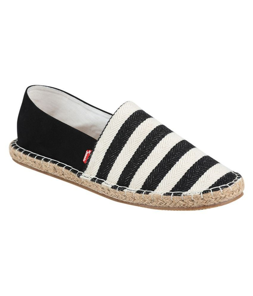 aec2633a0 Zobello Multi Color Espadrilles Shoes - Buy Zobello Multi Color Espadrilles  Shoes Online at Best Prices in India on Snapdeal