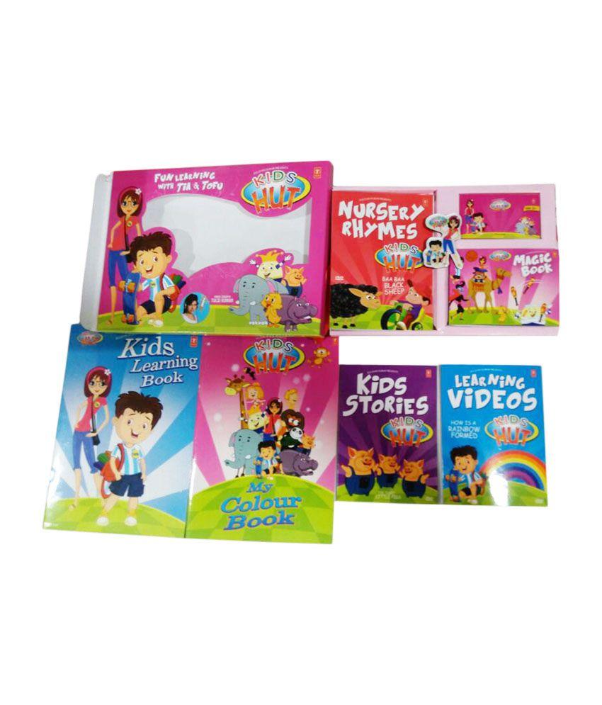 Fun Learning Pack with Tia & Tofu DVD Audio English