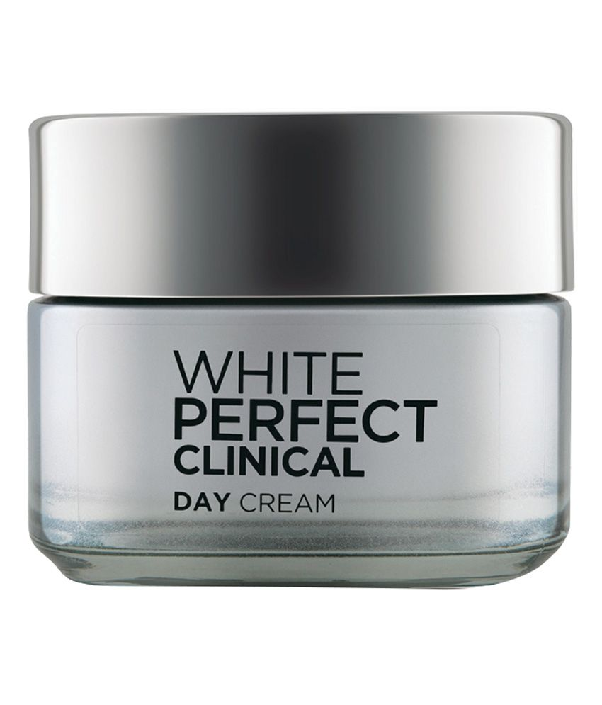 Loreal Paris White Perfect Clinical Day Cream 50 Ml Buy Spf 17 Pa Whitening Even Tone