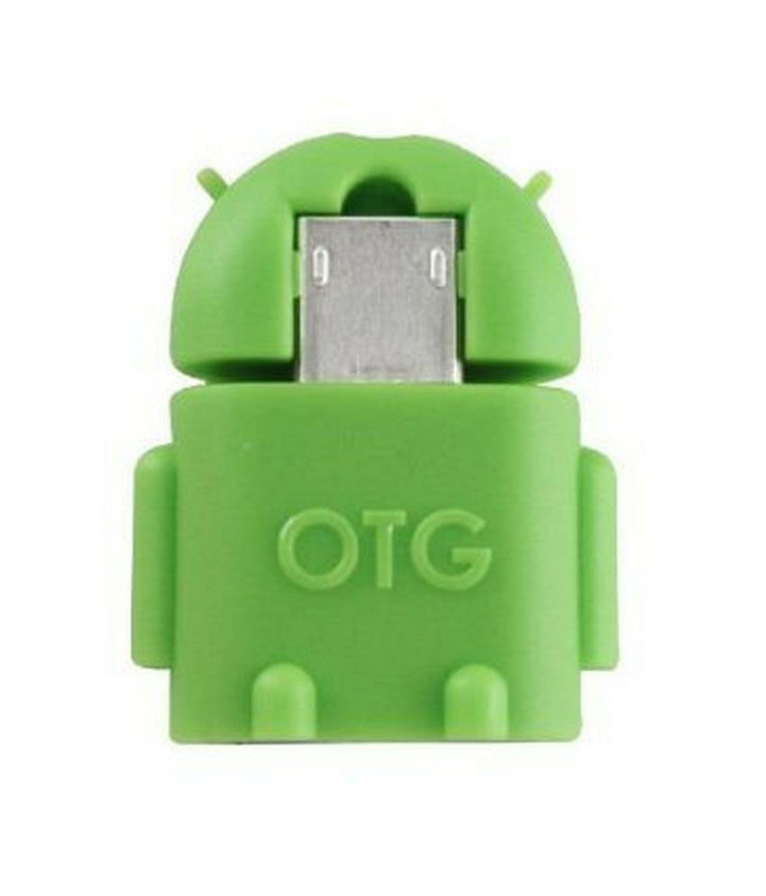 Red Knight Green Android USB Adapter