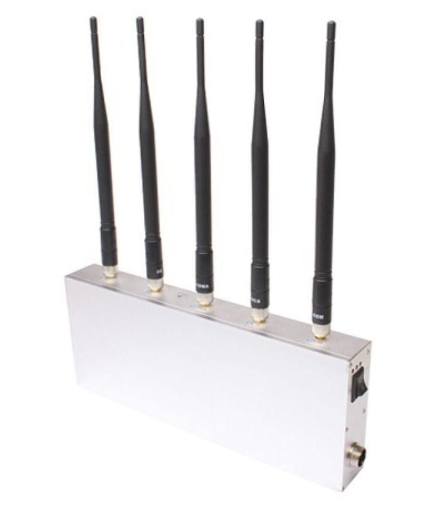 Lintratek ST-G55 Mobile Signal Jammer 1600 4G White