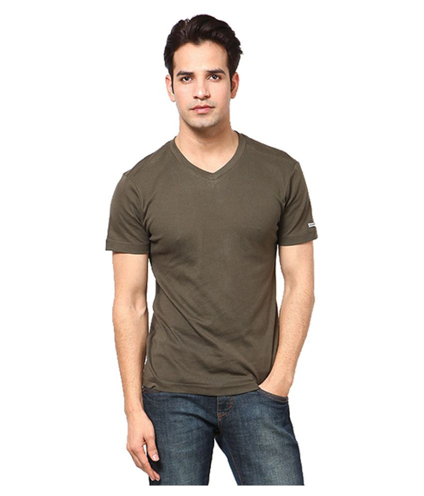 9c3d151566ca Macroman Black V-Neck T Shirt Pack of 2 - Buy Macroman Black V-Neck T Shirt  Pack of 2 Online at Low Price - Snapdeal.com