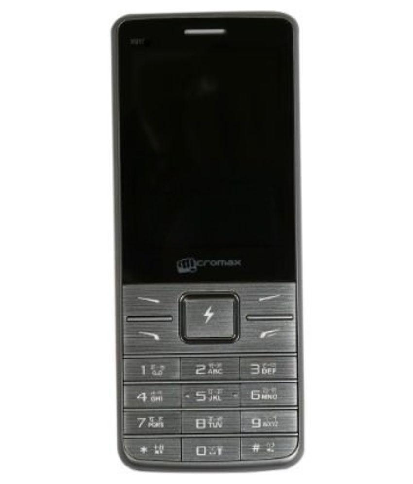 Micromax X910A ( Below 256 MB Grey )