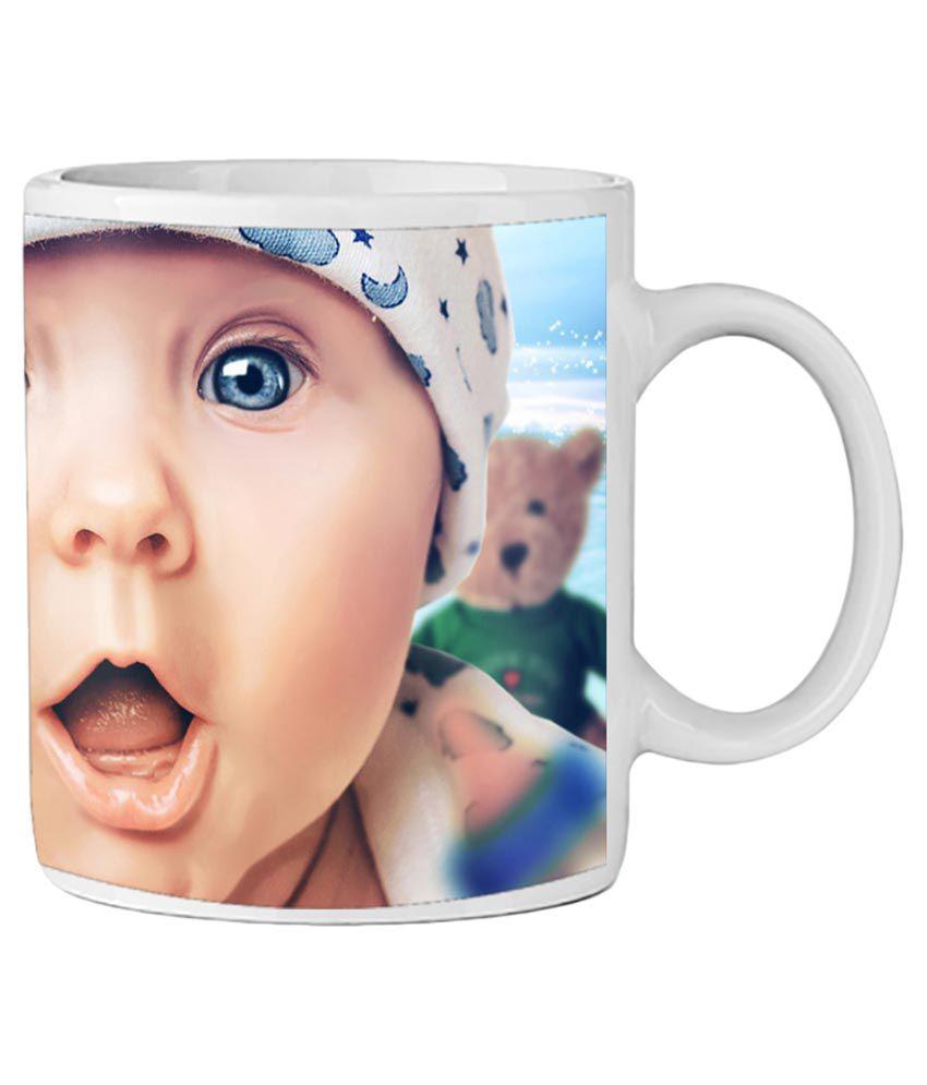 SBBT Bone China Coffee Mug 1 Pcs 350 ml