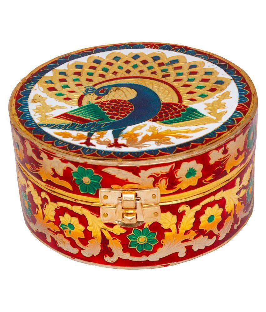 Shilpbazaar Multicolor Jewellery Box