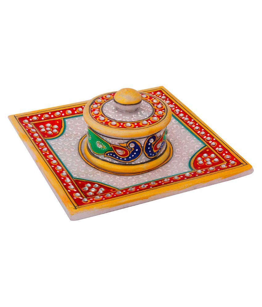 Shilpbazaar Multicolor Jewellery Box