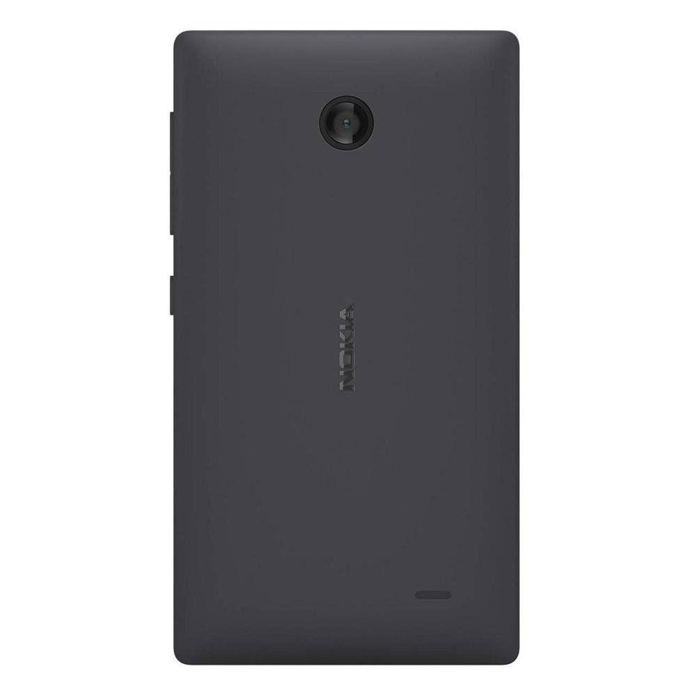 online retailer 3b2e1 d949f Nokia Original Back Panel For Nokia X - Black