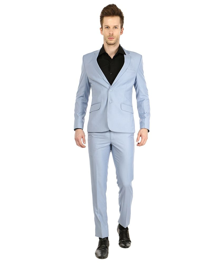 Platinum Studio Blue Party Suits