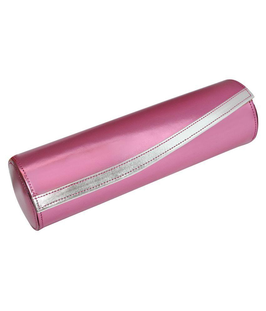 Essart Pink Leather Bangle Box