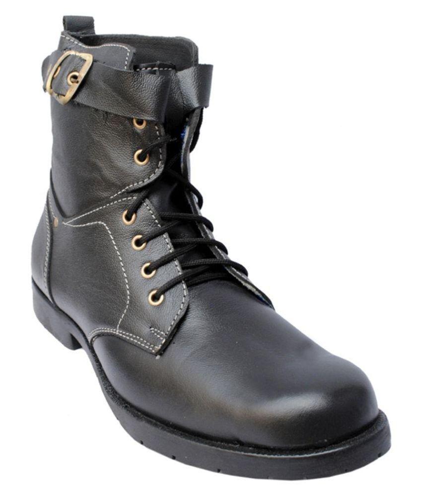 De Moda Black Party Boot