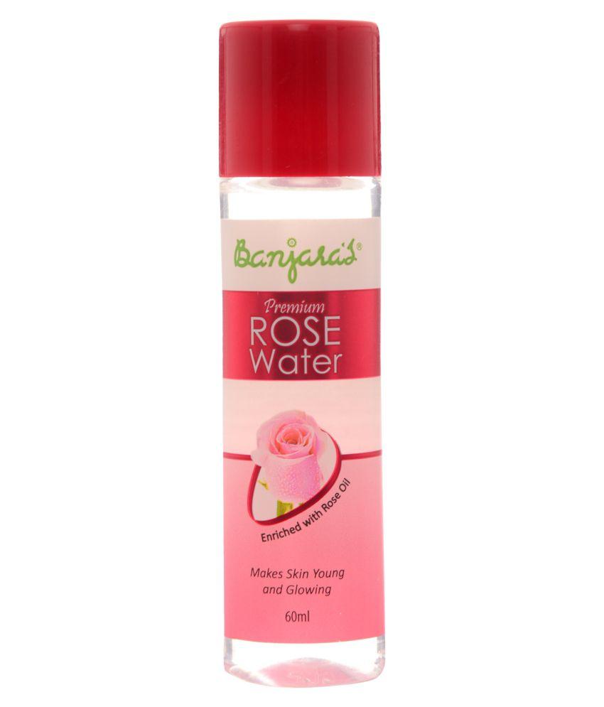 Banjaras Premium Rose Water 60 ml
