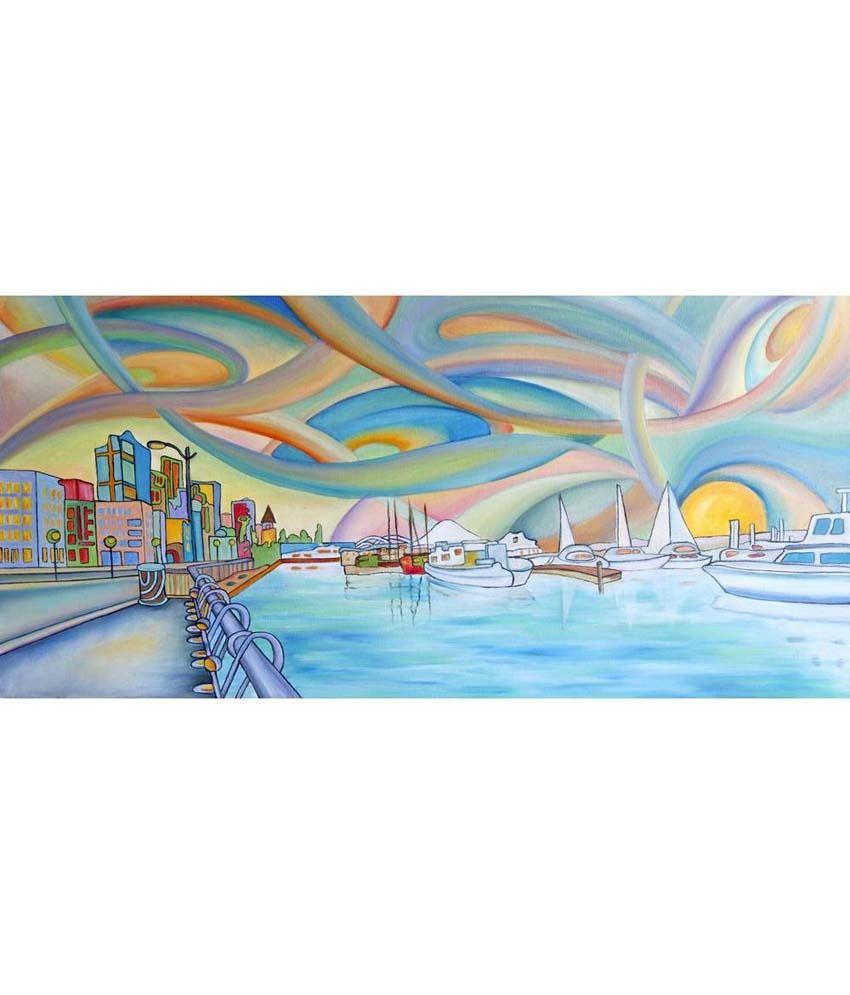 Artzfolio Online Art Marketplace Canvas Art Prints Without Frame Single Piece