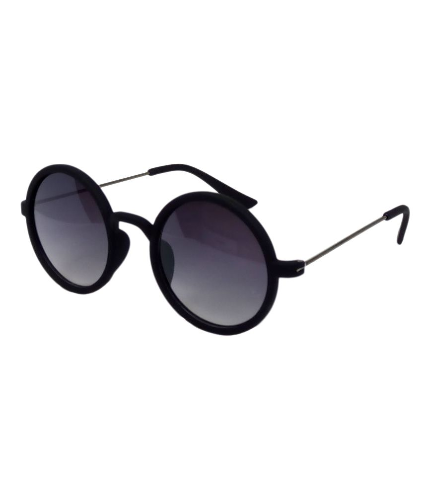 1fac48b58d Hrinkar Gray Round Sunglasses ( HRS239 ) - Buy Hrinkar Gray Round Sunglasses  ( HRS239 ) Online at Low Price - Snapdeal